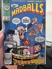Madballs Marvel Star #8 VF/NM