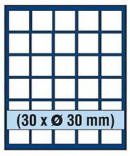 SAFE 6830 NOVA Element exquisite Holz-Münzbox für 30 Münzen mit 30 mm Durchmesse
