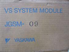 Yaskawa JGSM-09 Amplifier Module NEW!!! in Original Box Free Shipping