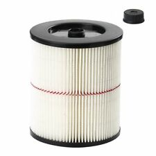 Wet Dry Vac Filter for Craftsman Rigid 17816 9-17816 Fine Dust Replacement