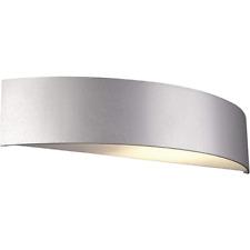 BASEL Est. metallo Curvo Alluminio
