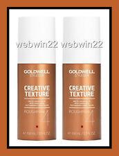 2pcs GOLDWELL STYLE SIGN CREATIVE TEXTURE ROUGHMAN Matte Cream Paste 100ml hair