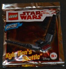 LEGO STAR WARS Limited Edition Kylo Ren's Shuttle  new sealed