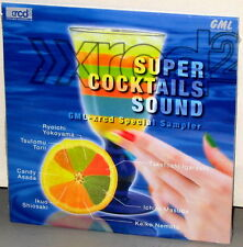 XRCD GML XRCD 30451: GML XRCD SAMPLER - Super Cocktails - OOP 2003 JAPAN SEALED