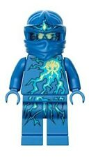 LEGO Ninjago - NRG Jay - Mini Figure / Mini Fig