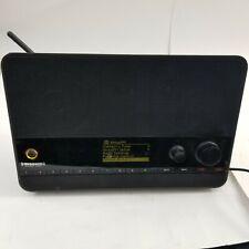SiriusXm Internet Radio Ttr1 Am/Fm/Internet/Sirius Xm Satellite Radio Tabletop
