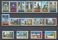 BARBADOS 1970 SG 399/414 Fine Mint Cat £14