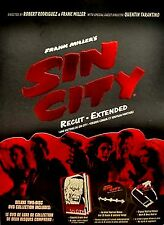 Sin City  (BRAND NEW Deluxe 2DVD GIFT SET) EXTENDED VERSION, ENGLISH AND FRENCH/
