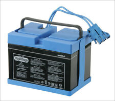 Peg Perego 12 Volt Blue Battery  for Peg-Perego John Deere Gator XUV