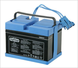 **New** Peg Perego 12 Volt Blue Battery  IAKB0501