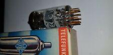 ECC803S Telefunken <> dymond Original West Germany Ulm 1 tubes 100% Test NOS