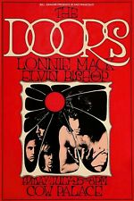 """The Doors Poster Art """"Five To One"""" 20x30 Print Reproduction Free Shipping!"""