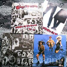 Motley Crue Decade Of Decadence '81-'91 UK Version Nr.Mint Complete 1991 LP