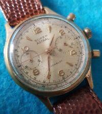 Landeron 149 Super Astral incabloc vintage cronografo!