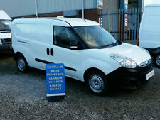 Combo Commercial Vans & Pickups with 1-2 Seats