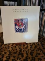 Paul Simon Graceland, 1986 Pressing, Ex / Ex