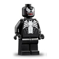 LEGO Venom Red Mouth Minifigure sh542 From Super Heroes set 76115