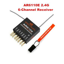 AR6110E DSM2 ML 6-Channel Mini Microlite Receiver for Spektrum DX7 DSX7  DX6I