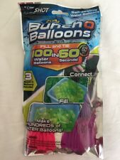 Zuru Bunch O Balloons Pack of 100, Self-sealing Water Balloons / Bombs BRAND NEW