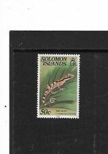 1983 Solomon Islands - Tree Gecko - MNH.
