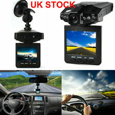 "2.5"" HD Car CAMERA Vehicle Dash DASHBOARD IR DVR Cam CCTV NIGHT VISION RECORDER"