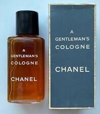 Chanel A GENTLEMAN'S COLOGNE (POUR MONSIEUR) 118 ml 4 fl oz VINTAGE