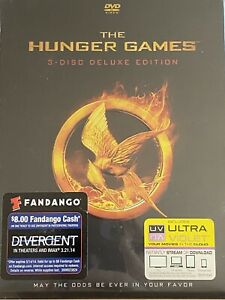 The Hunger Games 3-Disc Deluxe Edition (DVD)