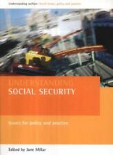 Understanding Social Security: Issues for Policy and Practice (Understanding .