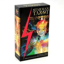 78 Cards Deck Starman Tarot Full English Oracle Deck Fun Family Party Board Game