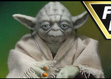 """1997 Hasbro Kenner Star Wars Action Collection Yoda 6"""" Figure Boxed MISB"""
