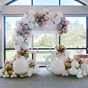 AU Balloon Arch Garland Set Macaron Latex Balloon Baby Shower Wedding Decor