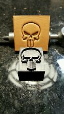 Punisher Skull leather embossing stamp