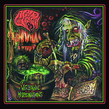ACID WITCH - witchtanic hellucinations - CD 2012 - (Hell's Headbangers Records)