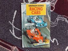 GRANADA GUIDES: RACING CARS - 1982 HB BOOK