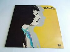 Chick Corea Inner Space LP 1974 Atlantic Gatefold Double Vinyl Record