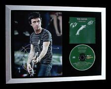 JOHNNY MARR+SMITHS+SIGNED+FRAMED+QUEEN IS DEAD=100% GENUINE+EXPRESS+GLOBAL SHIP