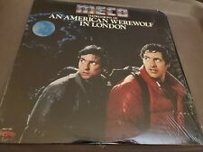 MECO: Impressions Of An American Werewolf In London Casablanca LP NM/NM