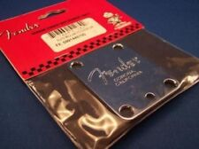 Fender Neck Plate American Standard Bass - Chrome 0991446100