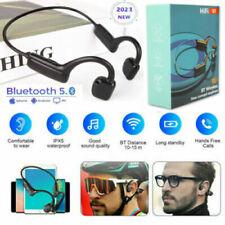 Bone Conduction Headset Wireless Bluetooth 5.0 Open Ear Outdoor Sport Headphones