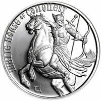 1 oz PALE HORSE OF DEATH  SILVER COPPER 4 Four Horsemen Of The Apocalypse 777
