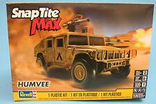 Revell 1/25 Humvee  SnapTite  Plastic Model Kit 851227 Snap Ages 8+