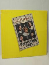 """Little River Band Backstage Pass 12"""" Album LP Viny-NM- A6"""