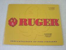 RUGER FIREARMS 2005 gun catalog
