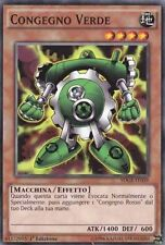 Congegno Verde YU-GI-OH! SDGR-IT009 Ita COMMON 1 Ed.
