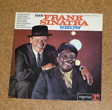 LP Die Frank Sinatra Show Count Basie Sammy Davis jr Les Baxter Reprise 33103