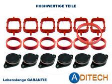 Drallklappen Swirl Flaps Dichtungen der Ansaugbrücken für BMW M57 6 x 33 32 mm
