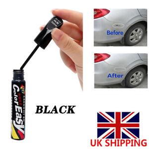 Professional DIY Car Scratch Remover Black Touch Up Pen Auto Paint Repair Pens