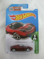 Hot Wheels 2015 Super  Treasure T-Hunt $ Tesla Roadster Sealed In Card