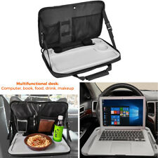 Car Portable Big Desk Mount Steering Wheel Food Tray Table Support Lunch Laptop
