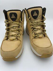 Nike Manoa Leather Herren-Winterschuhe Outdoor Boot Stiefel Leder Leather 44,5